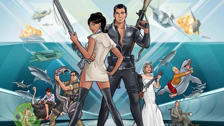 Todo lo que debes esperar en 'Archer', la parodia de James Bond