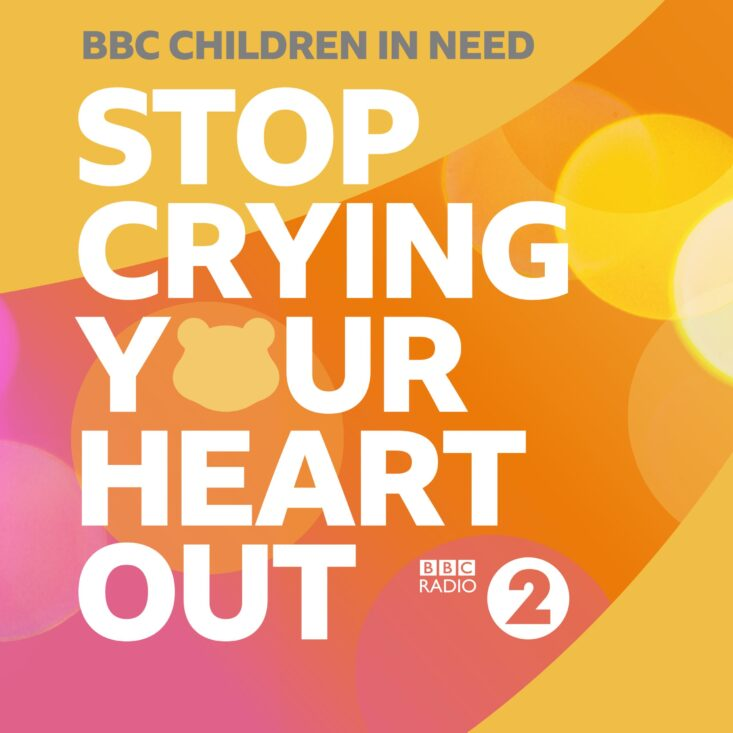 BBC Radio 2 Allstars 'Stop Crying Your Heart Out' Children In Need 2020