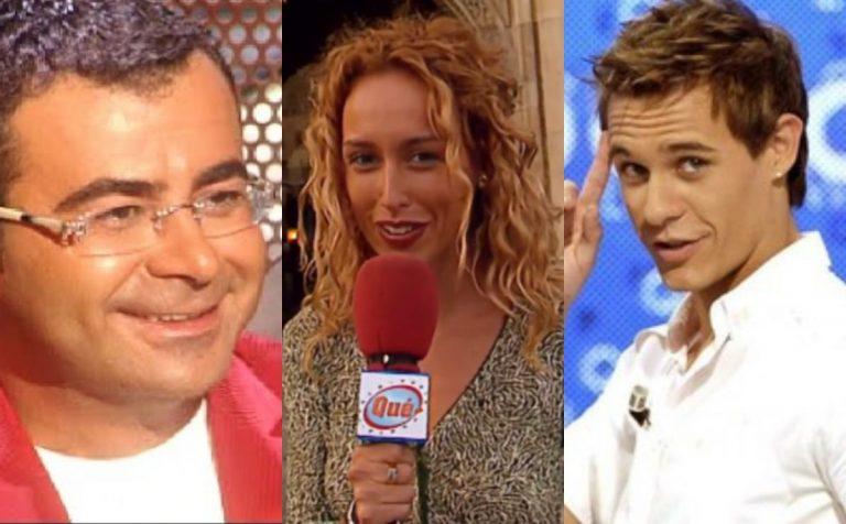 Así fueron las primeras veces de los presentadores más mediáticos de televisión