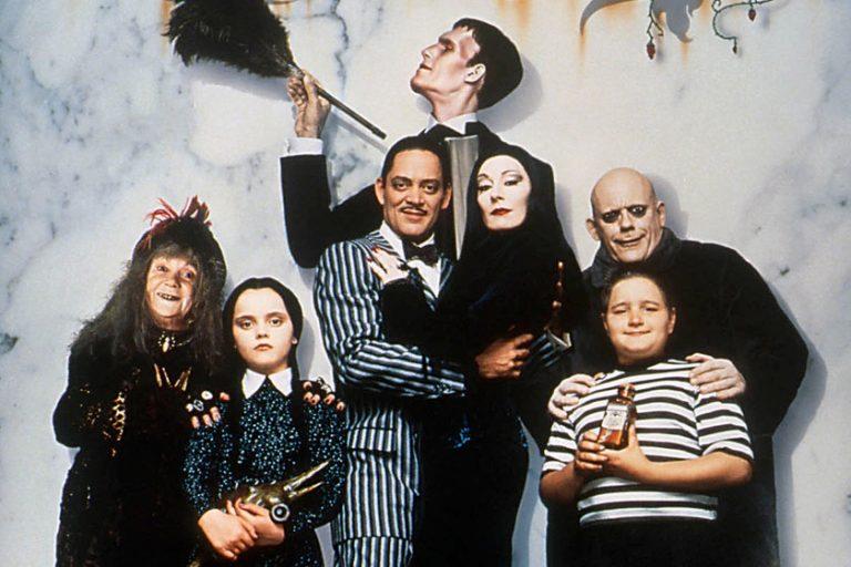 Cómo han cambiado los actores protagonistas de La familia Addams de los 90