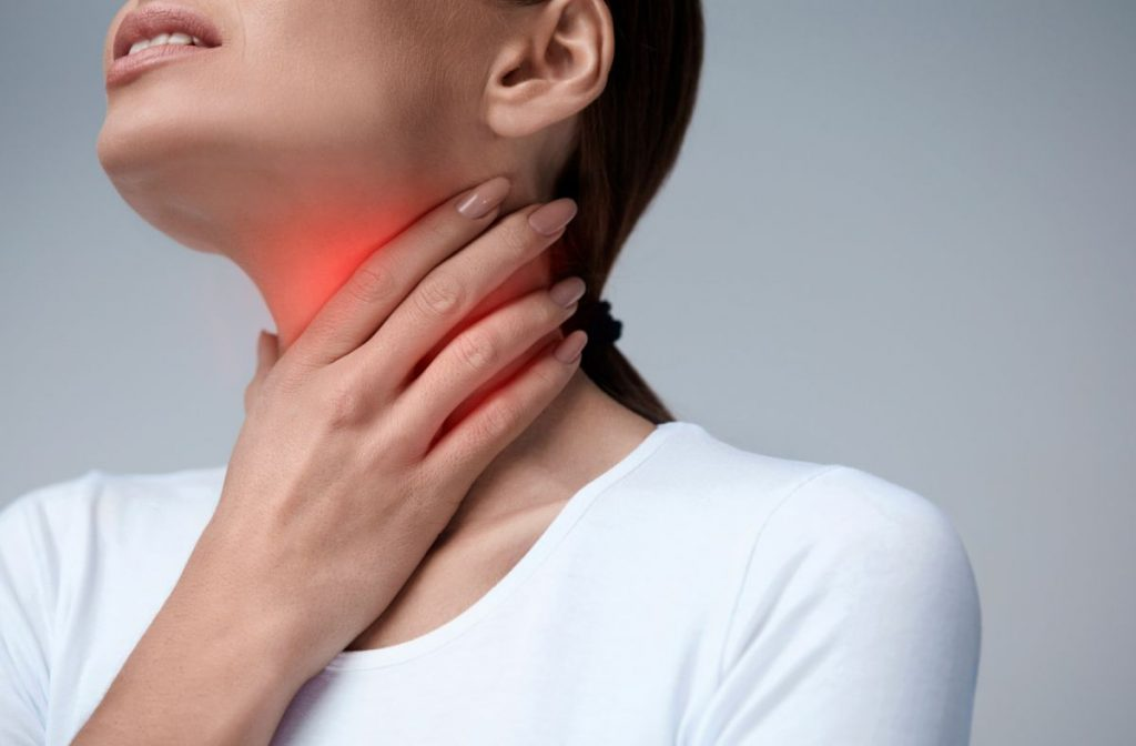 Cómo saber si es un dolor de garganta