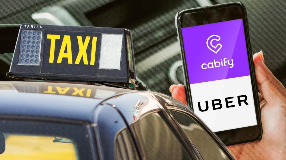 Diferencias ente Cabify y un taxi