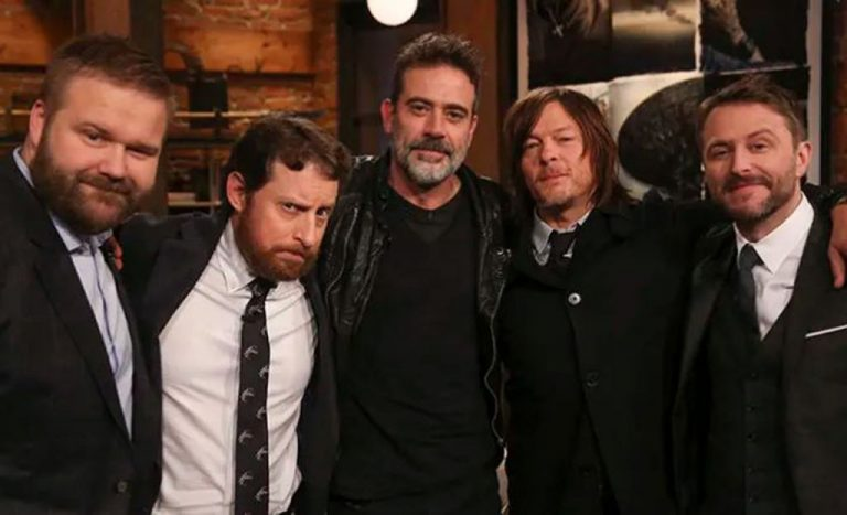 The Walking Dead: qué sabemos del especial navideño