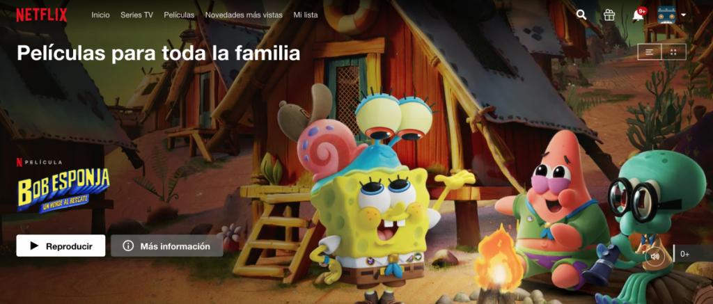 Netflix y tu familia, el mejor plan para las tardes de invierno.