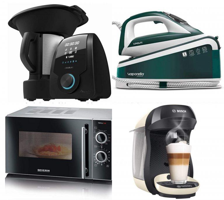 Cecotec, Bosch, y más: 10 productos de cocina y hogar a precios de ganga hoy en Amazon