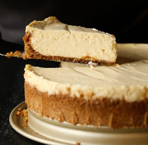 Cheesecake casero sin horno