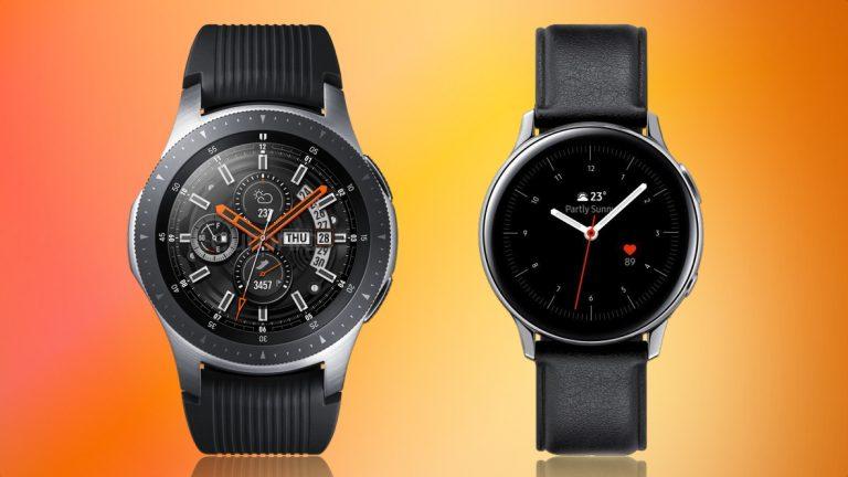 Samsung Galaxy Active2 vs Samsung Galaxy Watch 3 ¿cuál es mejor?
