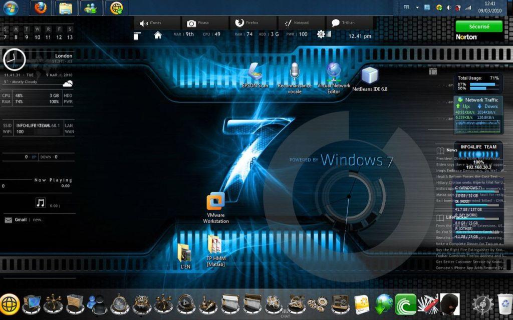 Desktop Live Wallpapers para Windows 10
