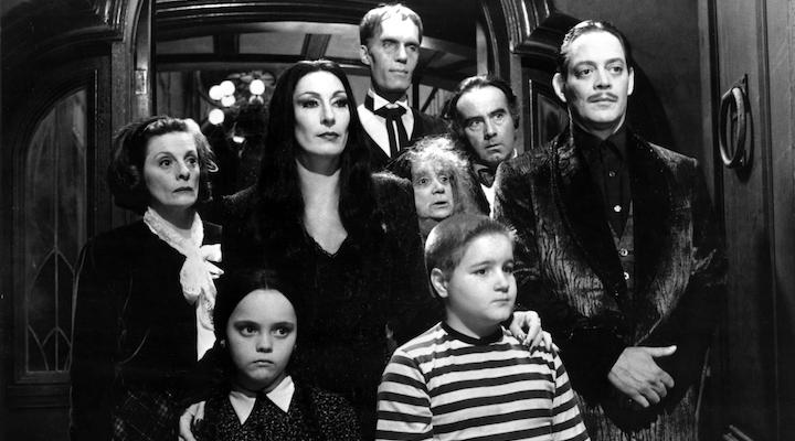De qué trata La familia Addams