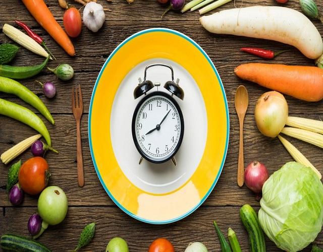 Dieta crononutrición