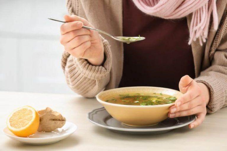 Dieta de la sopa: cómo adelgazar cinco kilos de un plumazo sin sufrir