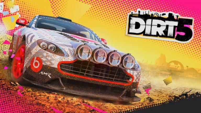 Dirt 5 – Un gran título de conducción arcade y directa