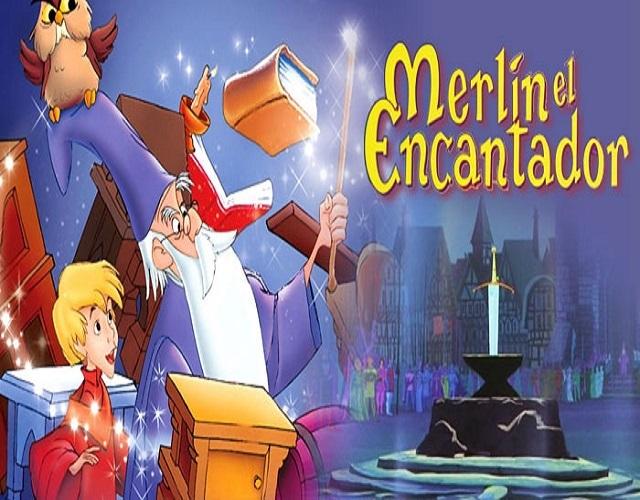 Disney+ Merlín el Encantador