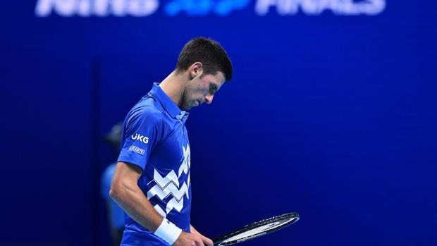 Djokovic, se muestra harto de todas las críticas en su contra