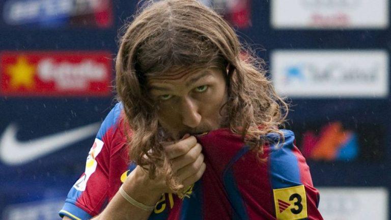 ¿Qué fue de Dmitro Chigrinskiy, el pésimo fichaje del Barcelona?