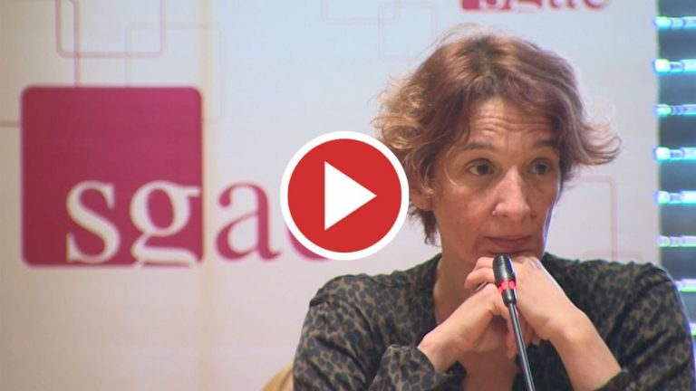 La SGAE tiene nueva socia: Dulce Pontes
