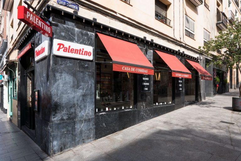 Palentino: de 'bareto' de barrio a casa de comidas contemporánea