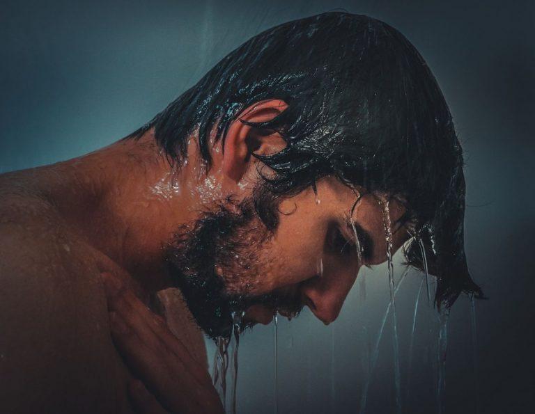El peor momento para tomar una ducha
