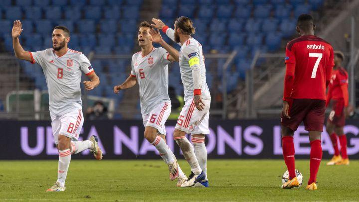 España humilla a Alemania 6-0 y pasa a semifinales