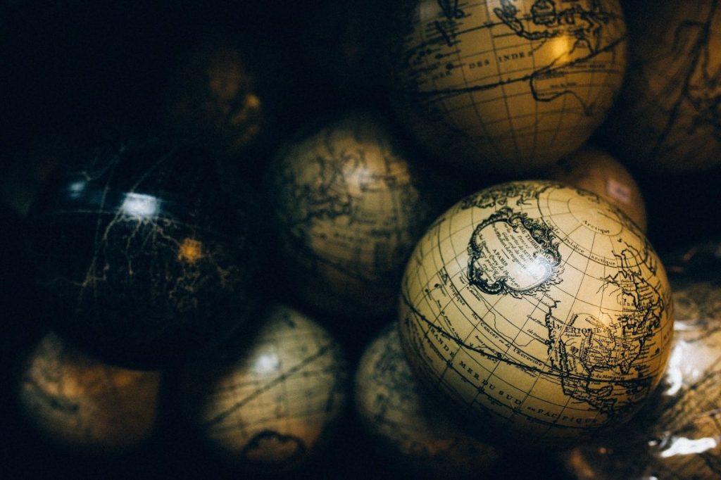 Evolución de la cartografía