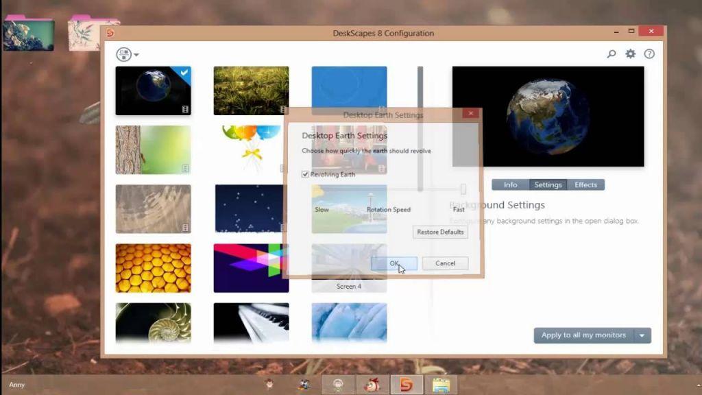 Fondo de pantalla para Windows 10 con YouTube