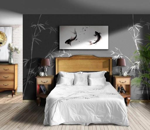 La posición ideal de la cama según el feng shui