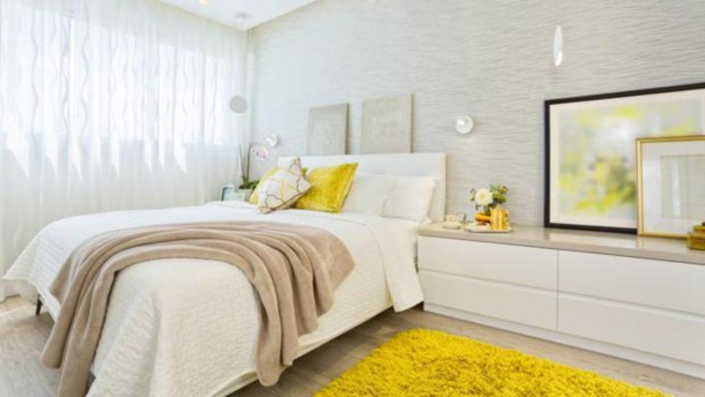 La posición de la cama según el feng shui
