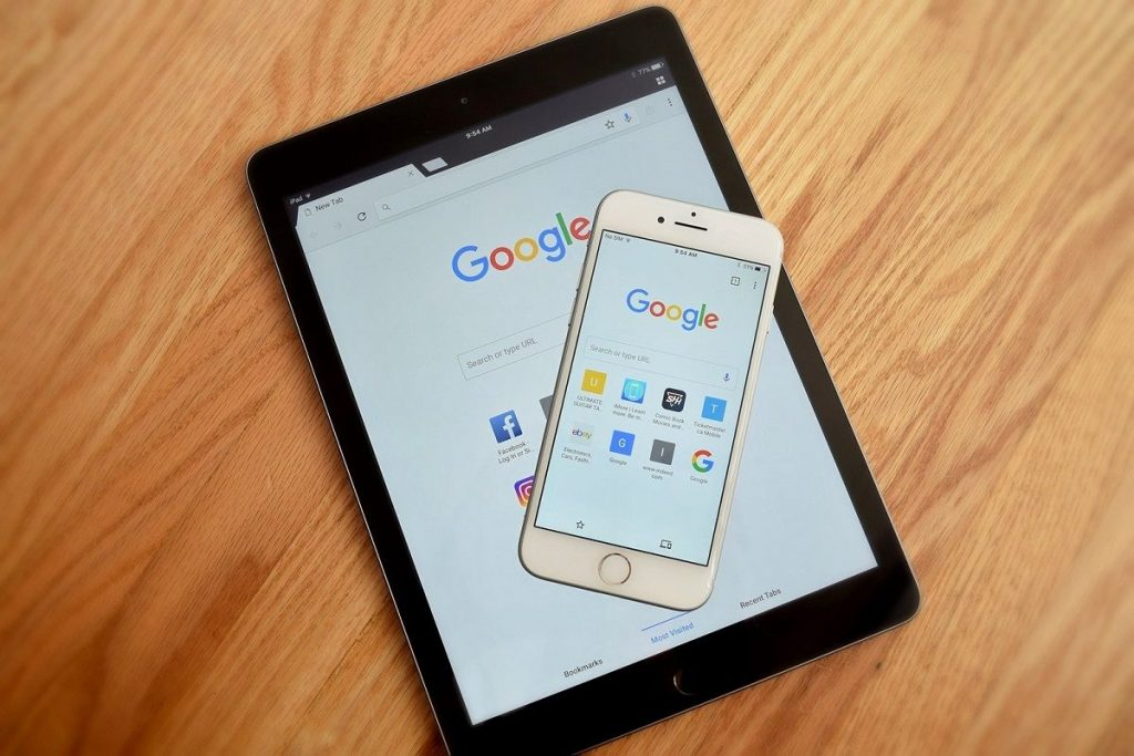 Aumentar velocidad de Google Chrome en iPhone