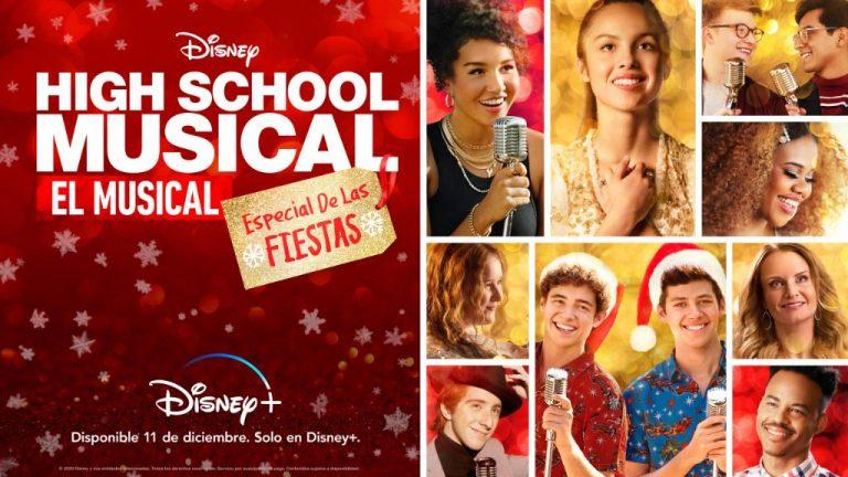 Películas navideñas que van a estrenarse en Disney+