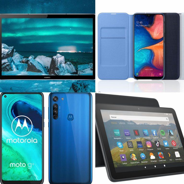 Amazon: las 10 mejores ofertas de hoy en smartphone y tablet