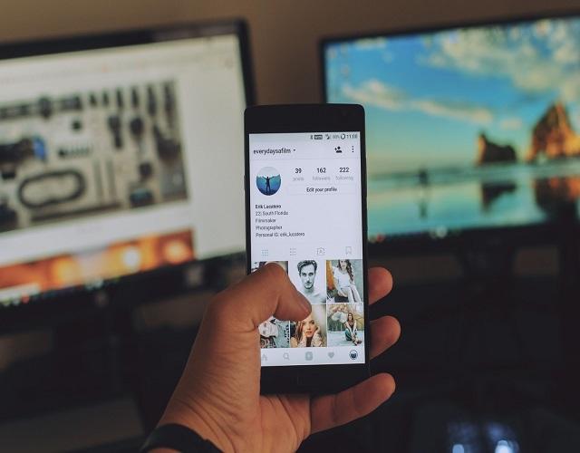 Instagram videos feed