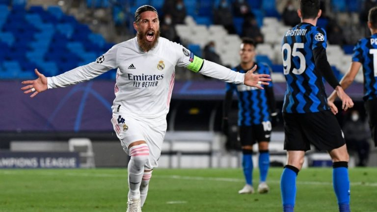 El Real Madrid da un paso de gigante en la Champions