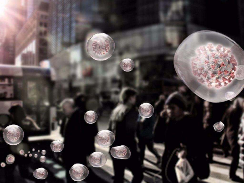 Investigadores españoles confirman «evidencia significativa» en el contagio de aerosoles