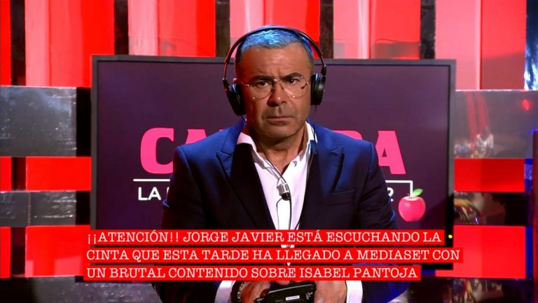 Los rapapolvos que Jorge Javier Vázquez ha echado a sus colaboradores en directo