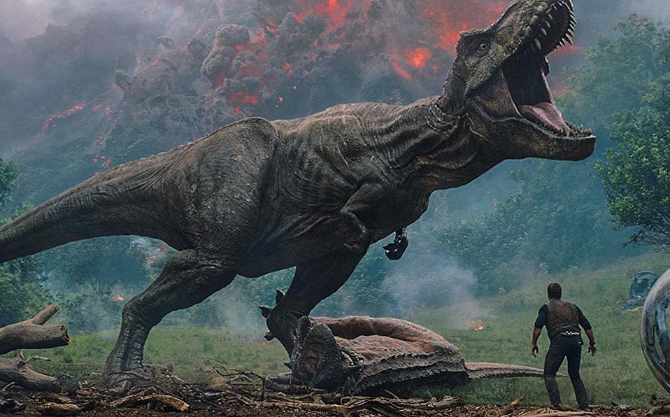Jurassic World se ha ganado el reconocimiento de la industria