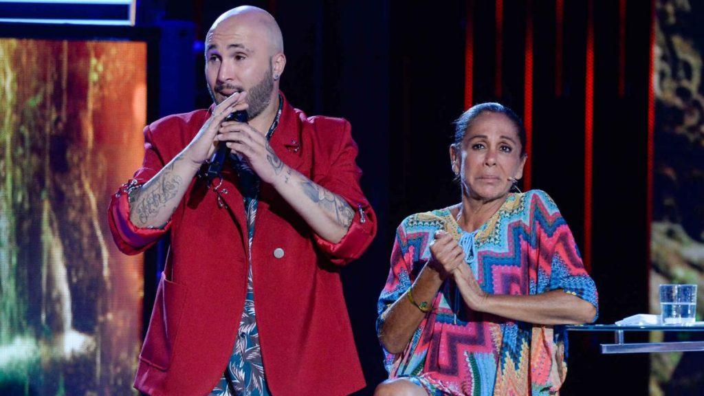 Isabel Pantoja y Kiko Rivera (Cantante: herencia envenenada)