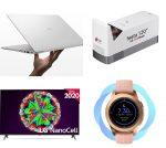 LG, Samsung y Amazon: ofertas de Black Friday que tiran los precios por la ventana