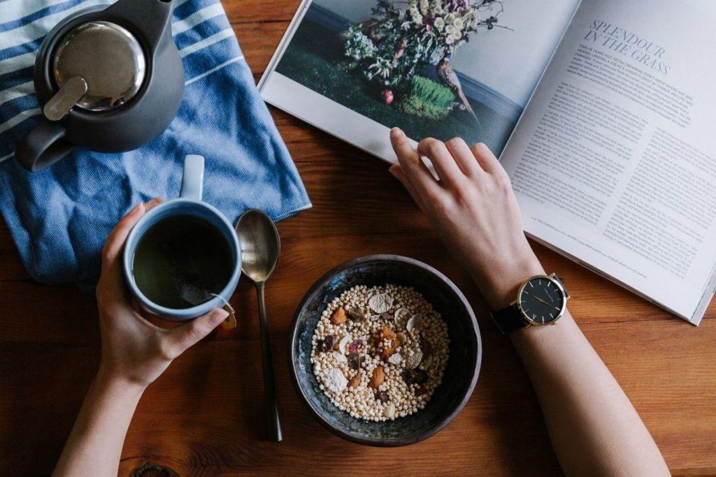 La decisión de llevar una vida sana con la dieta Ravenna