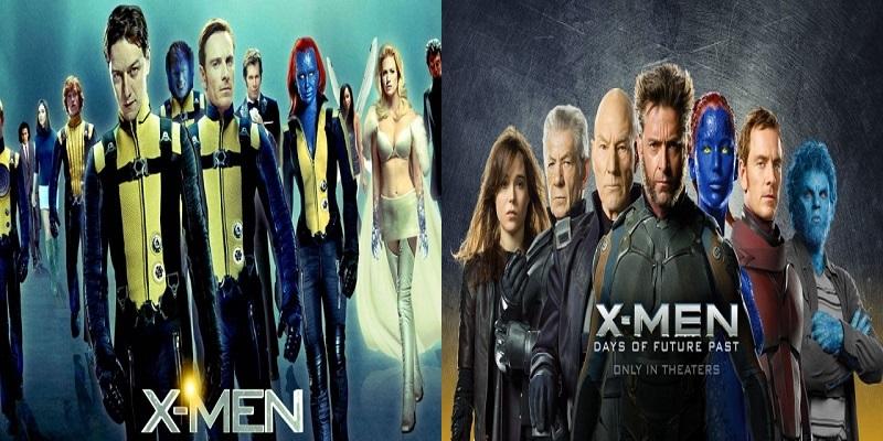 La saga X-Men Primera generación dias del futuro