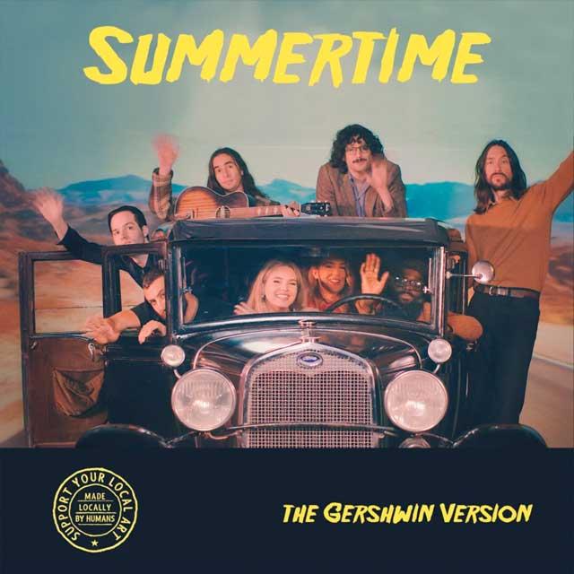 Lana Del Rey 'Summertime (The Gershwin version)'