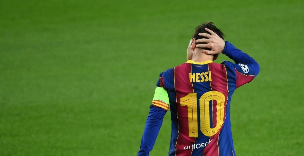 Barcelona / Lionel Messi / City