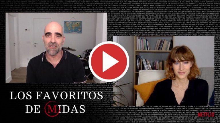 'Los favoritos de Midas' este viernes en Netflix con Luis Tosar