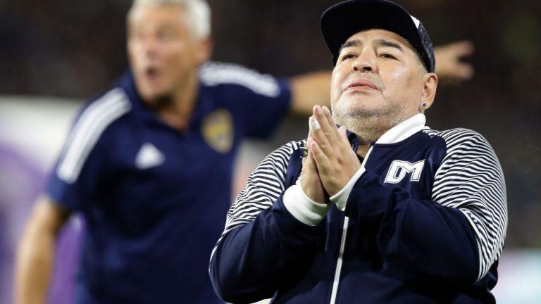 Diego Armando Maradona fallece tras sufrir un paro cardíaco