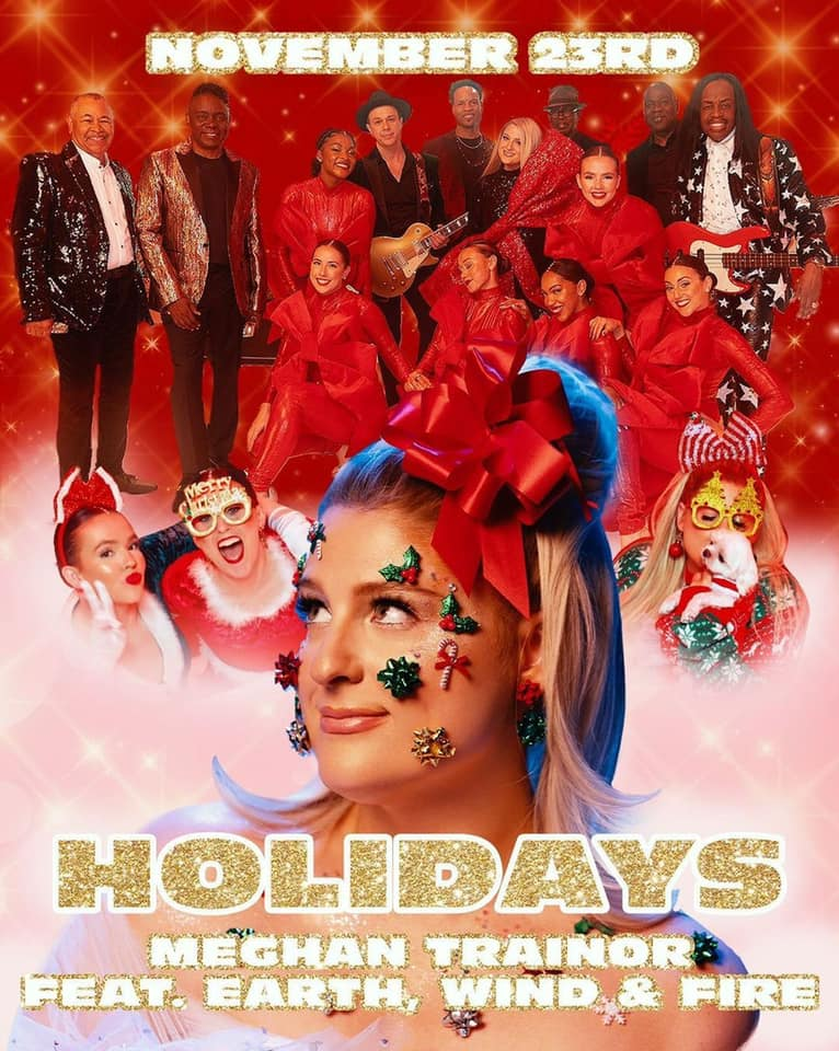 Meghan Trainor - Holidays A Very Trainor Christmas