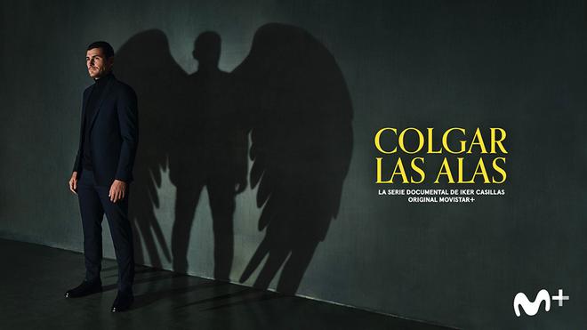 Iker Casillas cuelga sus alas con un nuevo documental para Movistar+