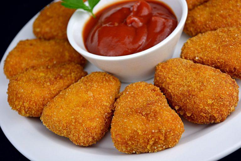 Cómo hacer nuggets de pollo en casa