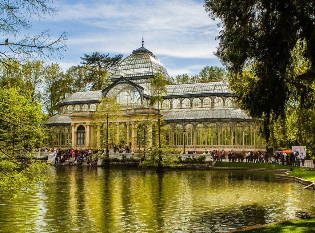 Lugares secretos de El Retiro de Madrid