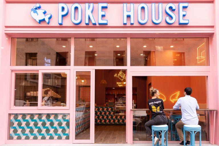 Poke House, el restaurante para viajar a California sin salir de Madrid