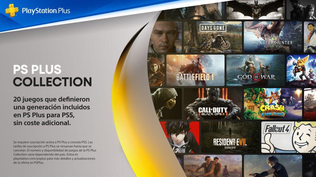 PlayStation Plus: los juegos gratis de noviembre (incluso para PS5)