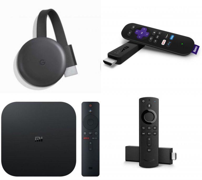 Pasa del Chromecast con estas alternativas